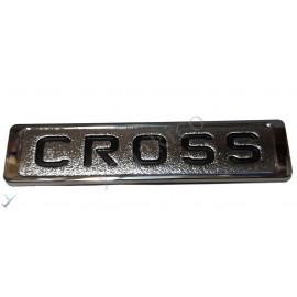 آرم درب صندوق عقب اچ سی کراس H30 Cross
