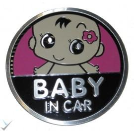 هشدار کودک در اتومبیل