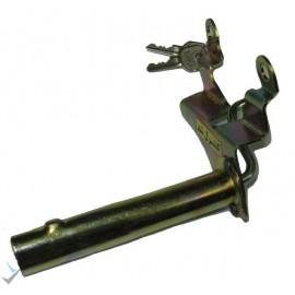 قفل سوئیچ دار کاپوت پژو405