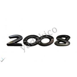 آرم درب صندوق عقب پژو 2008